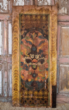 Antique Tibetan Dragon Door